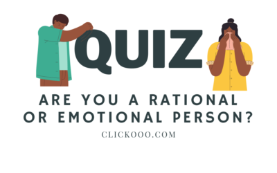 Are You a Rational or Emotional Person?
